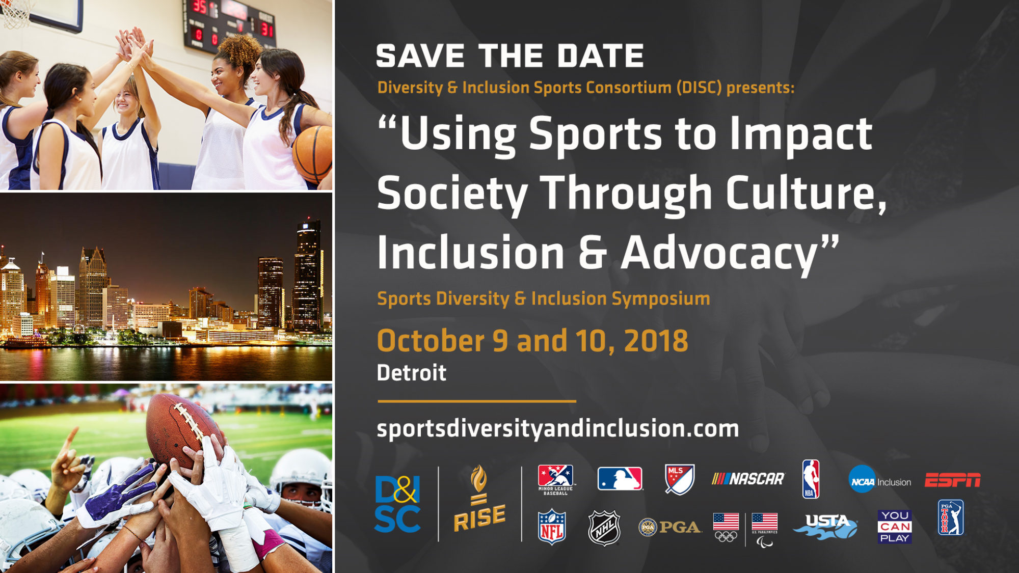 Sports Diversity and Inclusion Symposium