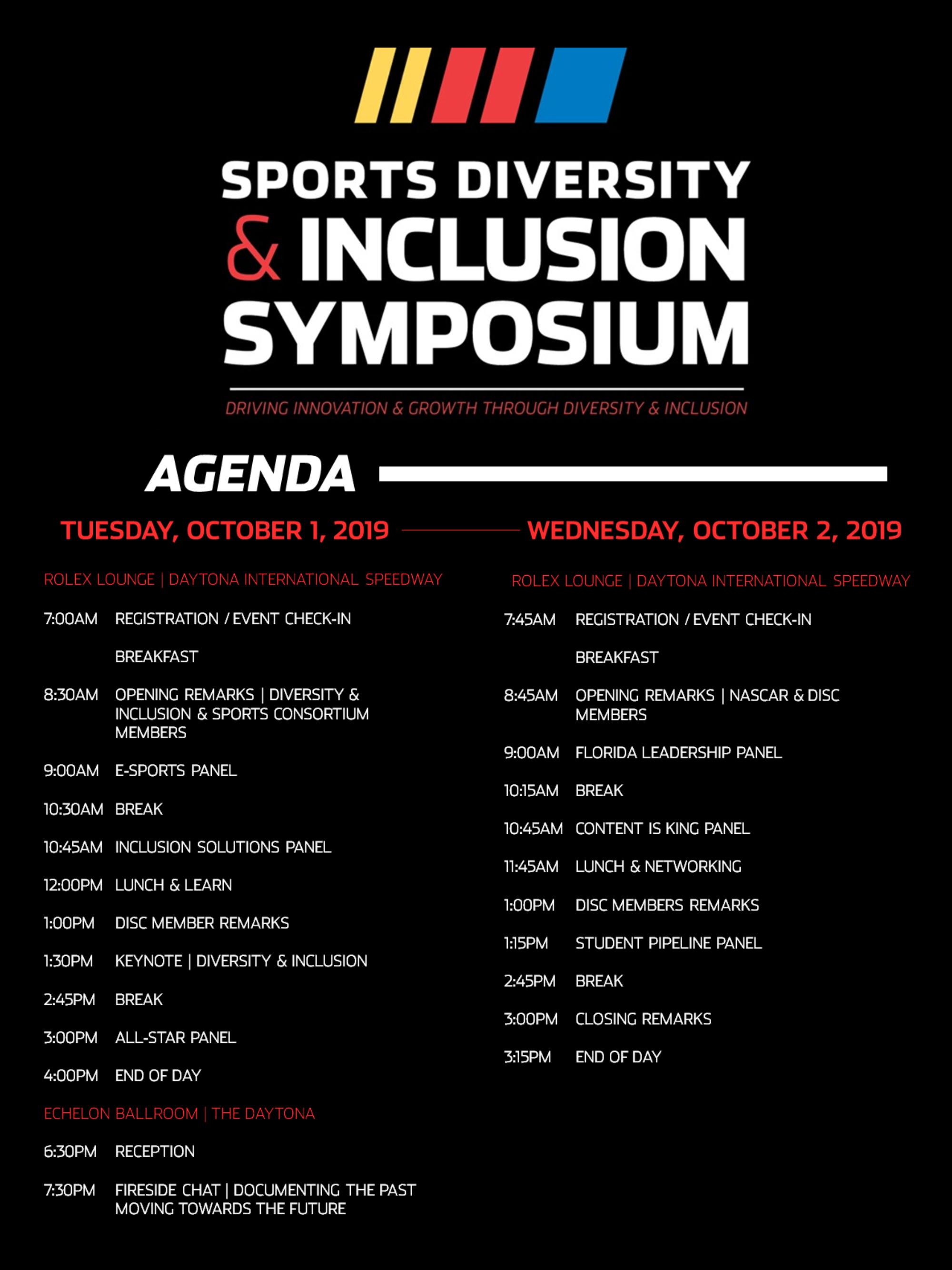 Sports Diversity & Inclusion Symposium